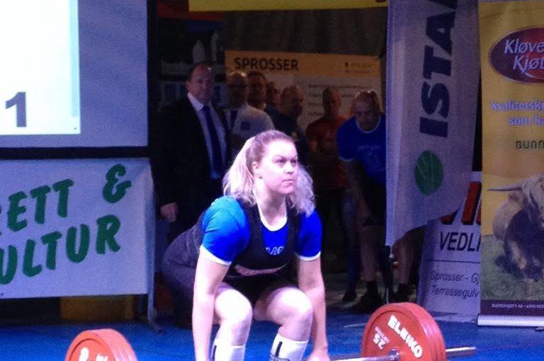 Mirka Valolle SM-kultaa