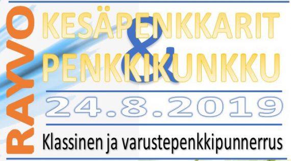 Kesäpenkkarit & Penkkikunkku 2019